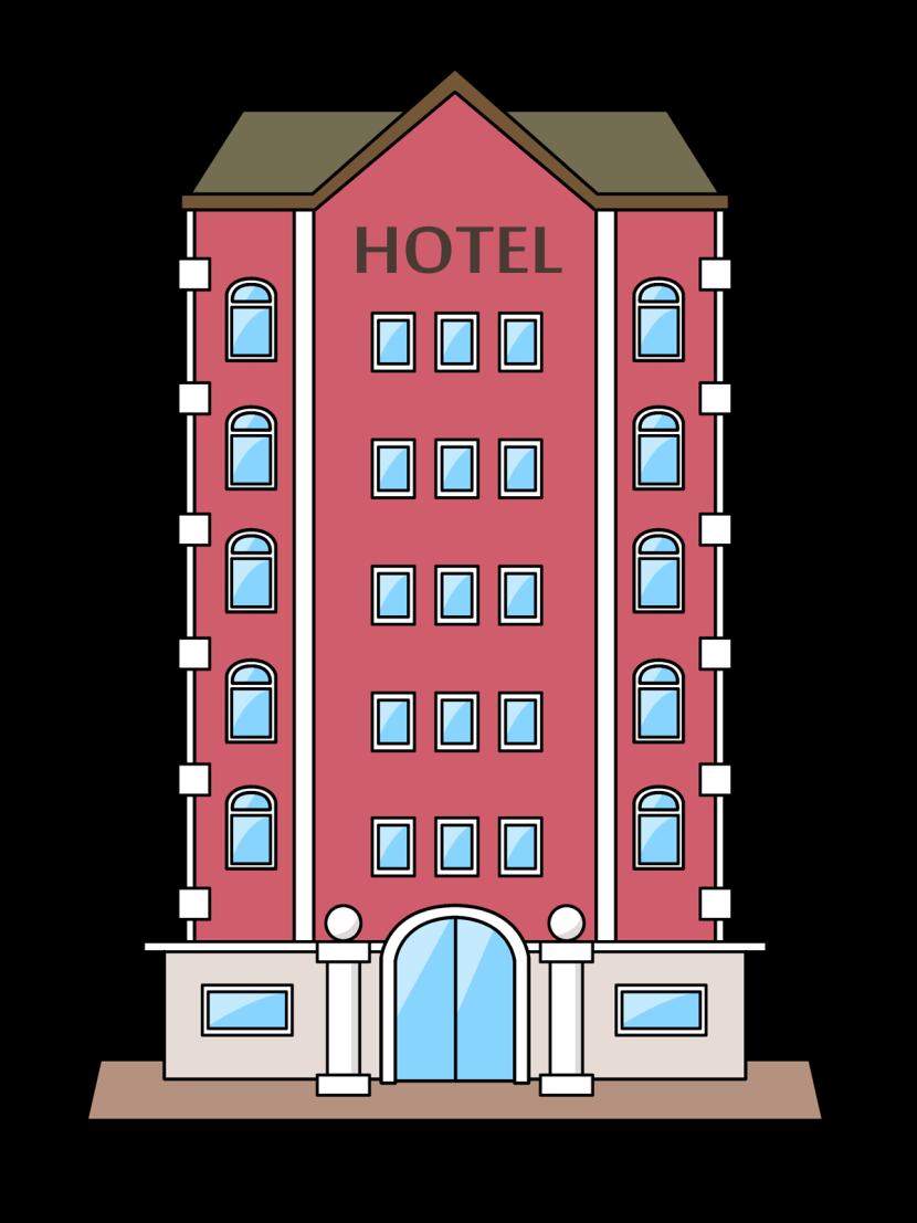 Hotel Clip Art Png.