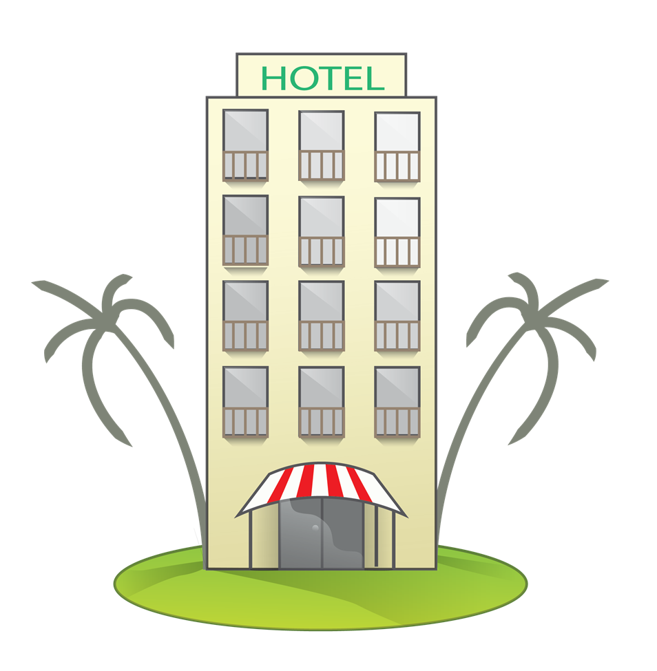 Free to Use & Public Domain Hotel Clip Art.