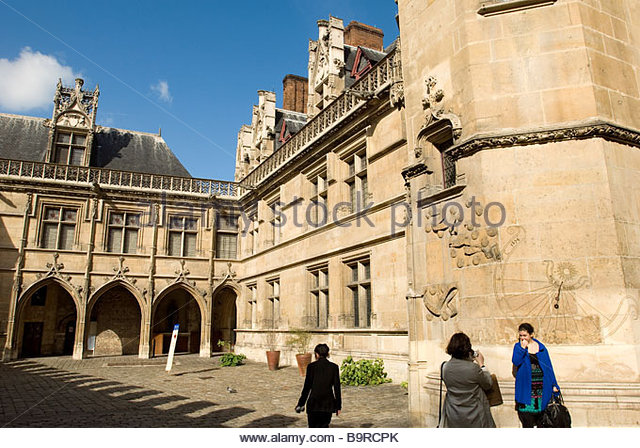 Cluny Museum Stock Photos & Cluny Museum Stock Images.