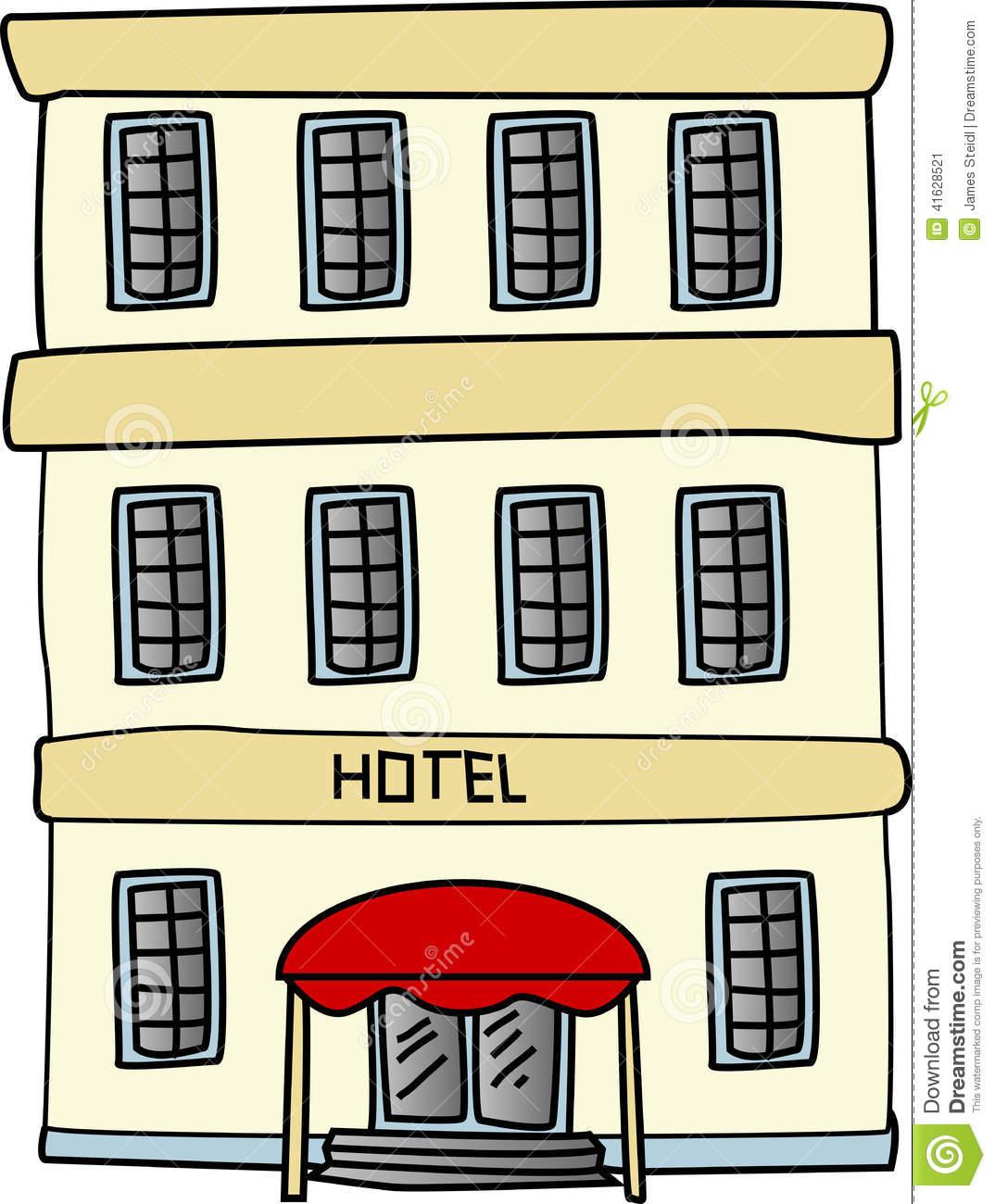 Hotel Clip Art Free.