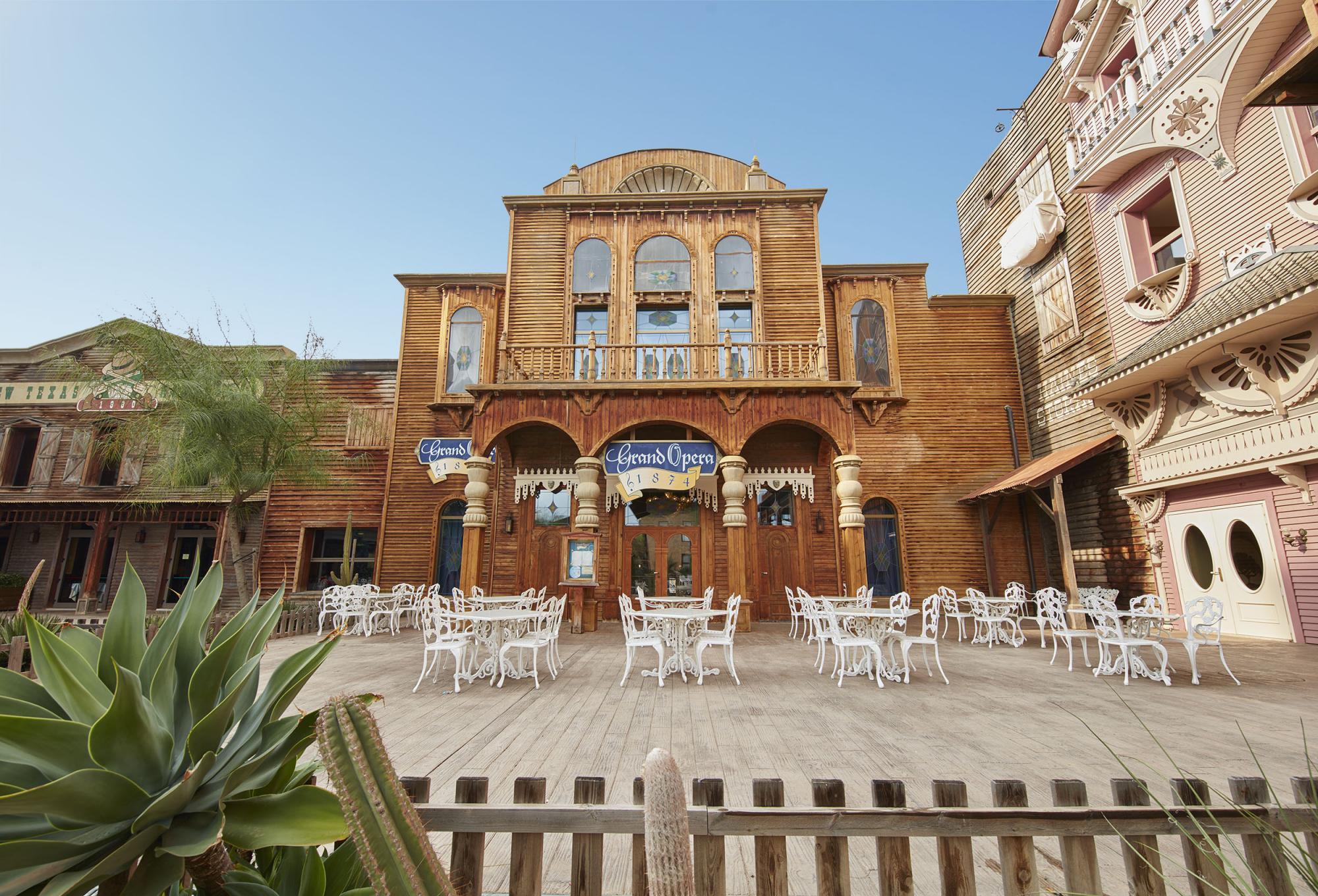 Hotel Gold River, PortAventura World.