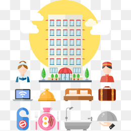 Hotel Icon Png, Vectors, PSD, And Clipar #123996.