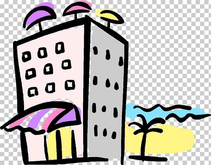 Hotel Beach Inn , hotel PNG clipart.
