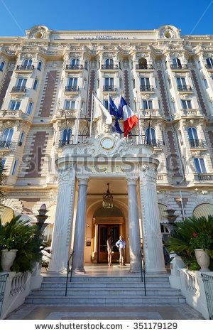 Intercontinental Hotel Stock Photos, Royalty.