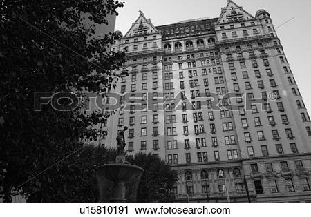 Stock Photography of Plaza Hotel, New York City u15810191.