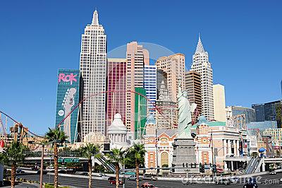 Las Vegas , New York Editorial Image.