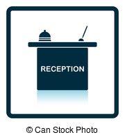 Hotel reception Stock Illustrations. 4,597 Hotel reception clip.