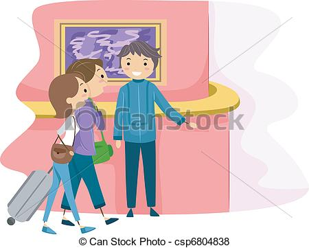 Hotel receptionist Vector Clip Art EPS Images. 1,020 Hotel.