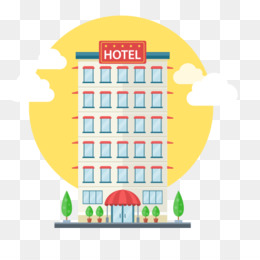 Hotel Scalable Vector Graphics Computer file.