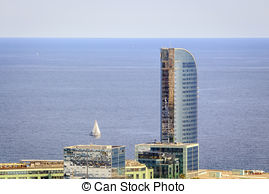 Hotel w barcelona Stock Photos and Images. 24 Hotel w barcelona.
