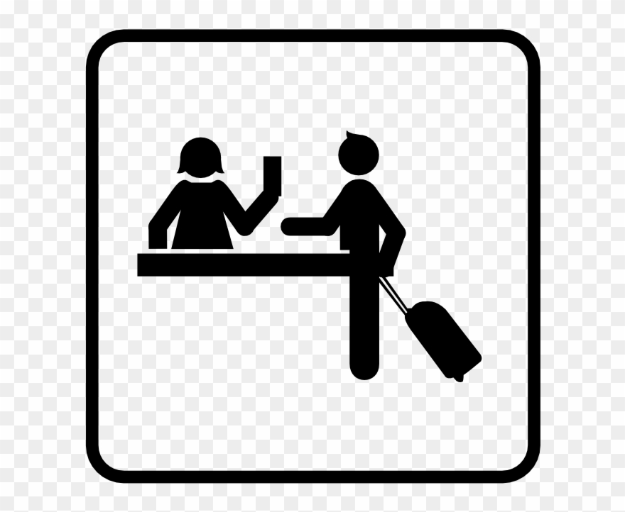 Check In Clipart Computer Icons Clip Art.