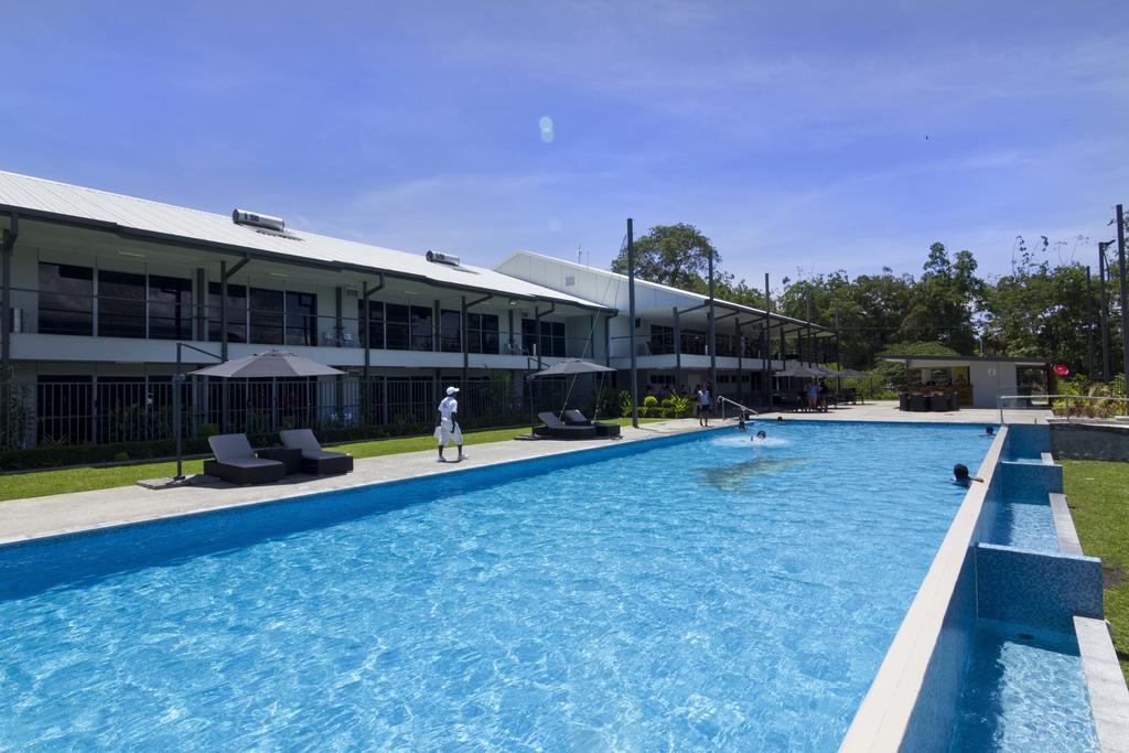 Crossroads Hotel Lae, Omili, Papua New Guinea.