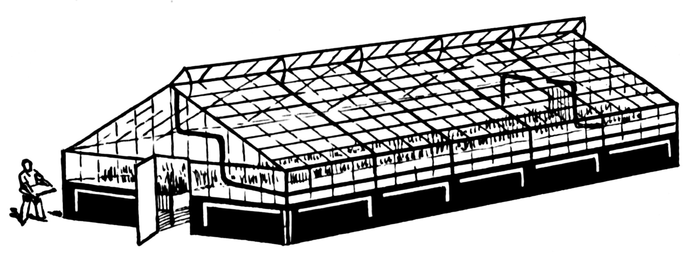 Hothouse clipart #4
