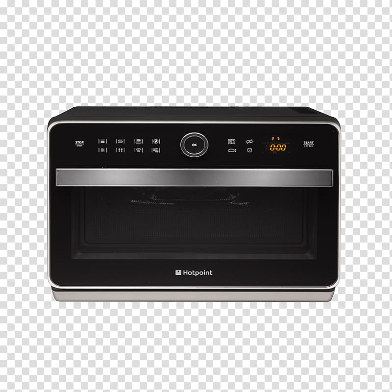 Microwave Ovens Small appliance Hotpoint MWH2421MB 24L 750W.