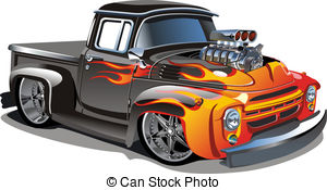 Hot rods Stock Illustrations. 1,792 Hot rods clip art images and.