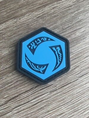 BLIZZCON 2017 BACKPACK Blizzard Badge Patch Heroes Of The.