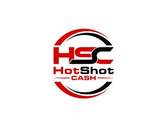 HotShot Cash logo design.