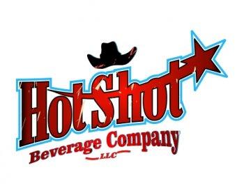 Hot Shot Beverage Company LLC. Logo Design.