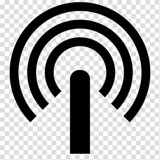 Black arch logo, Wi.