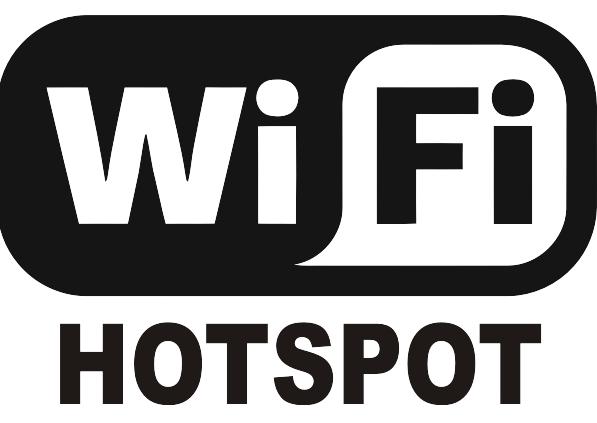 Free WI.FI HOTSPOT.