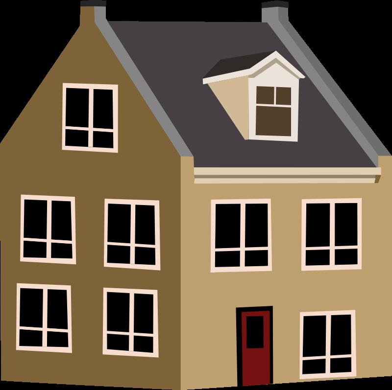 Houses images clip art.
