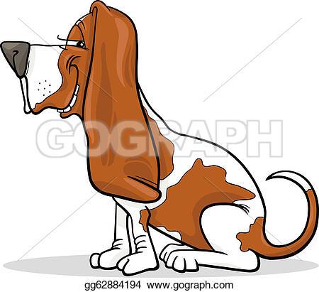 Hound Dog Clip Art.