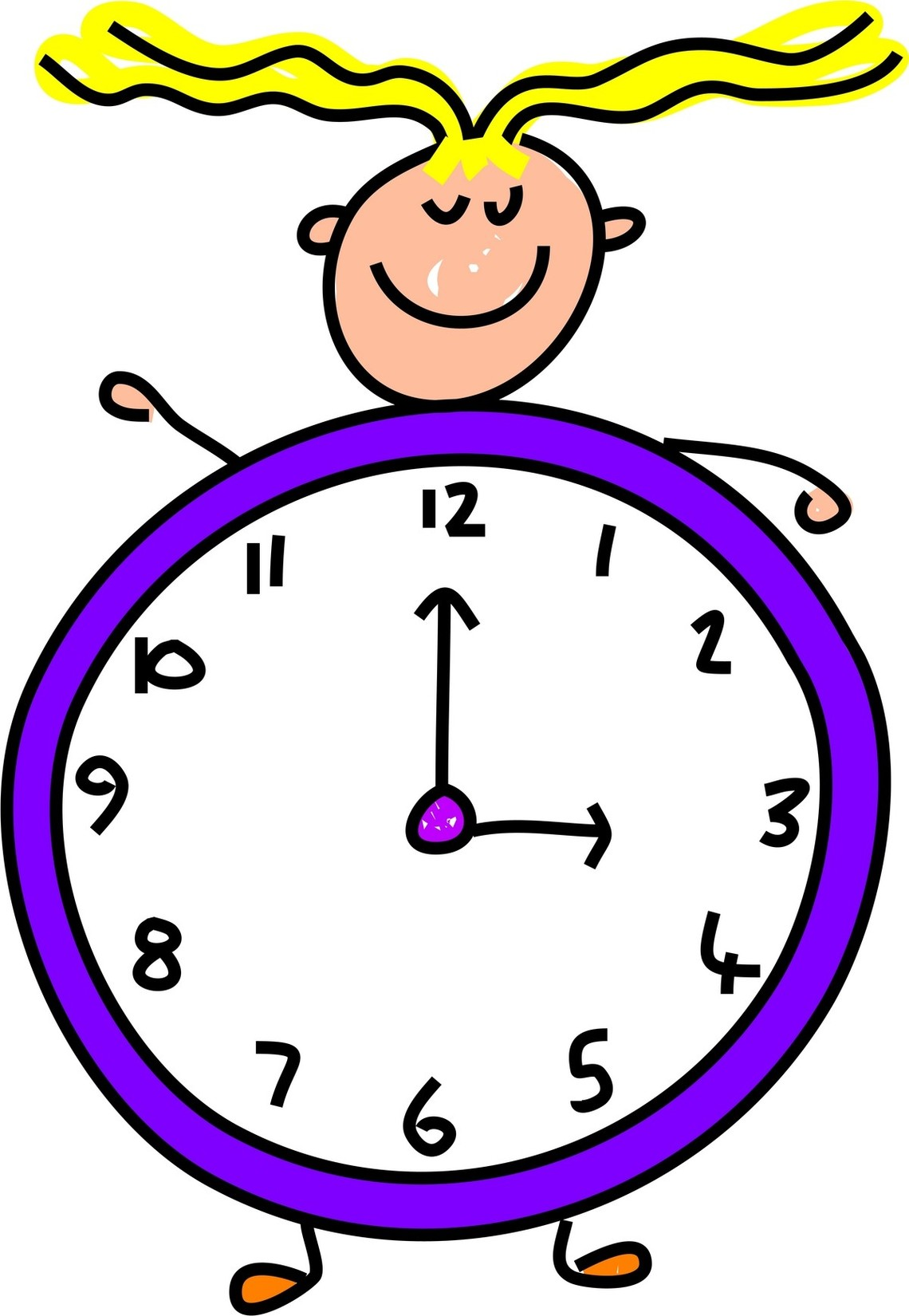 Hour Clipart.
