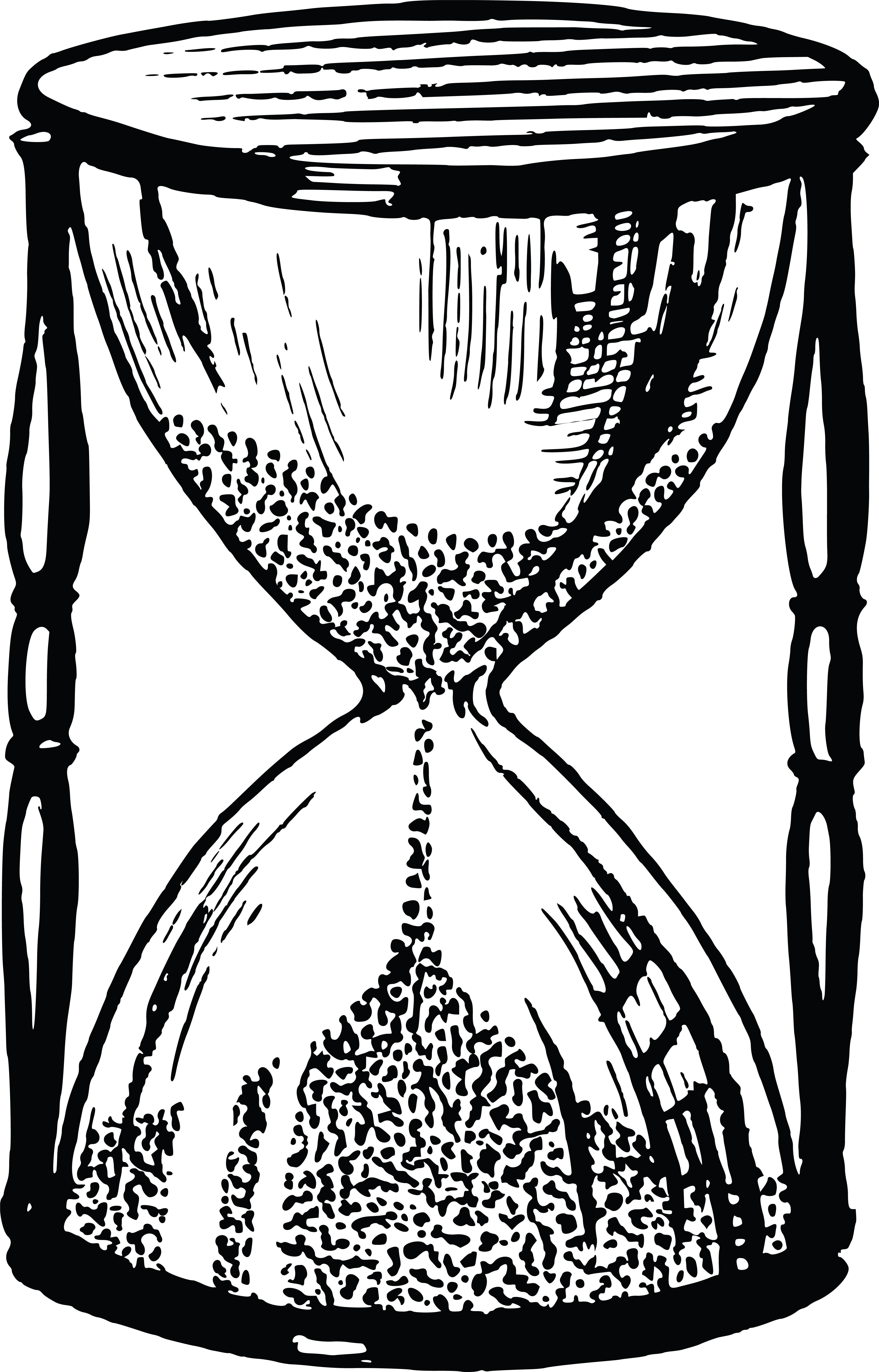 28+ Hourglass Clipart.