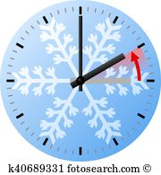 Return hour hand Clipart Vector Graphics. 24 return hour hand EPS.