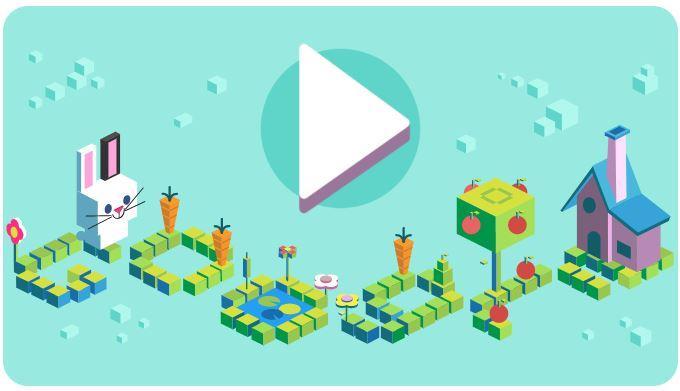 Computare Citus: Google Doodle Hour of Code week.