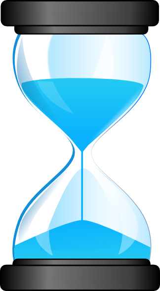 Hourglass Clip Art at Clker.com.