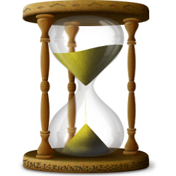 Hourglass clipart png.