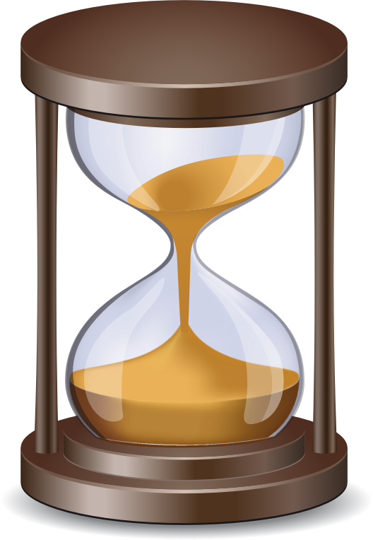 Hourglass Clipart.