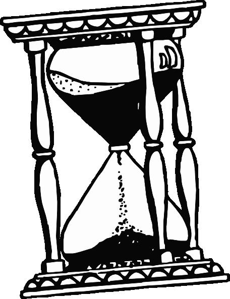 Hourglass clip art Free Vector / 4Vector.