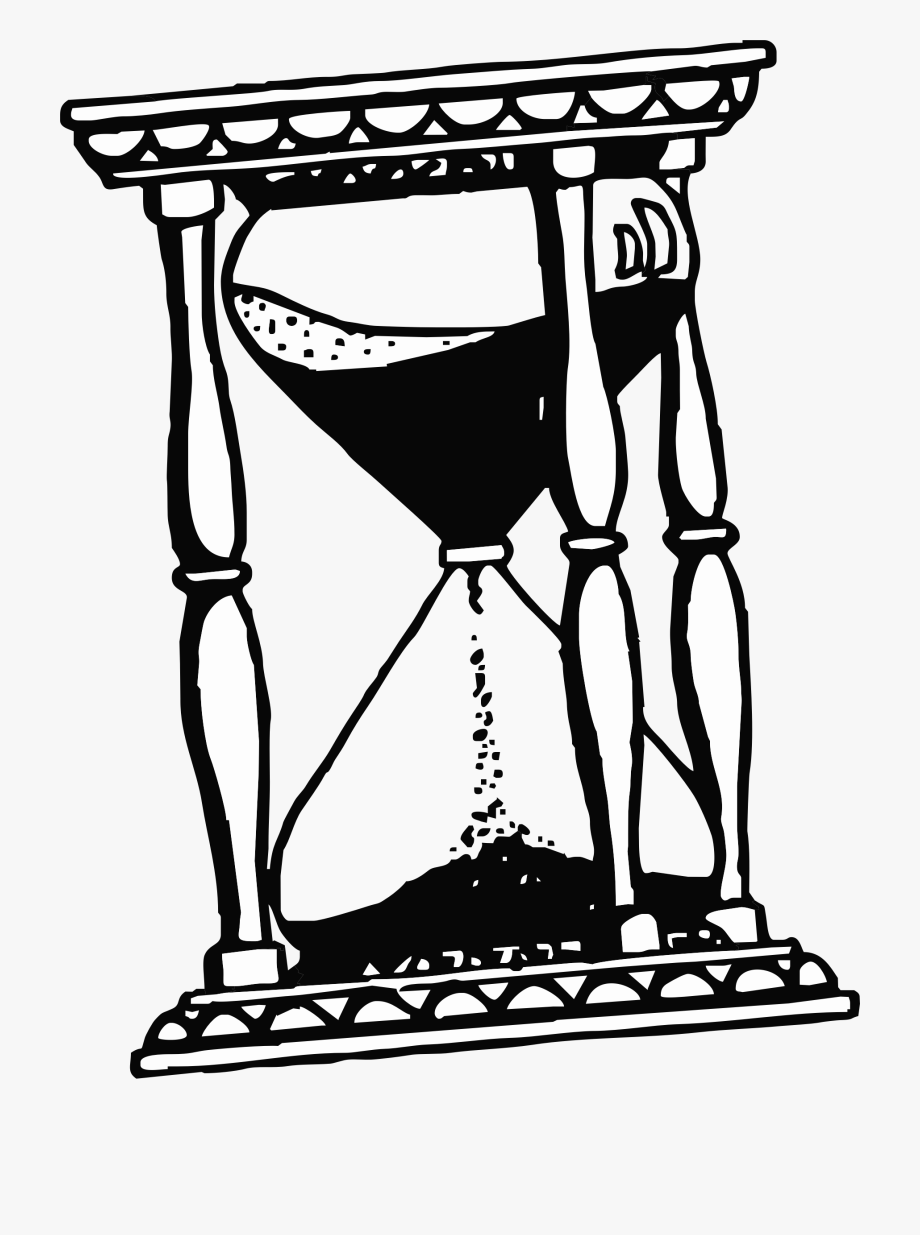 Timer Clipart Hourglass.