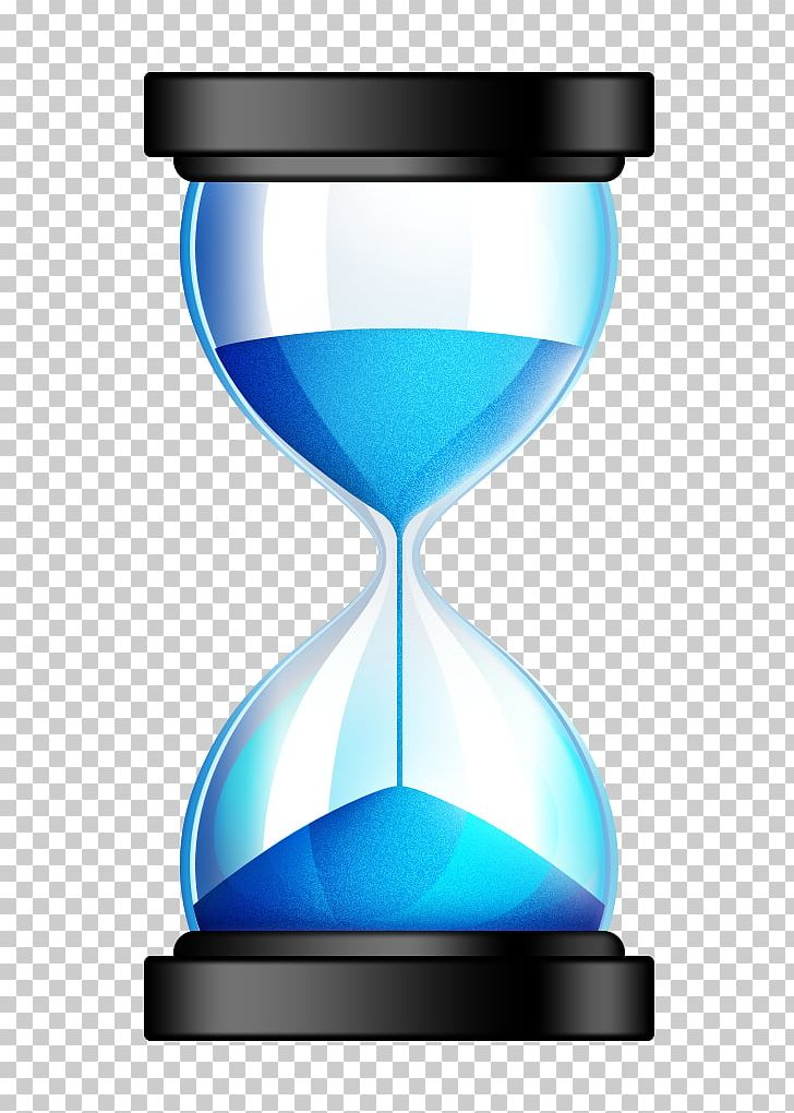 Hourglass Icon PNG, Clipart, Blue, Blue Abstract, Blue.