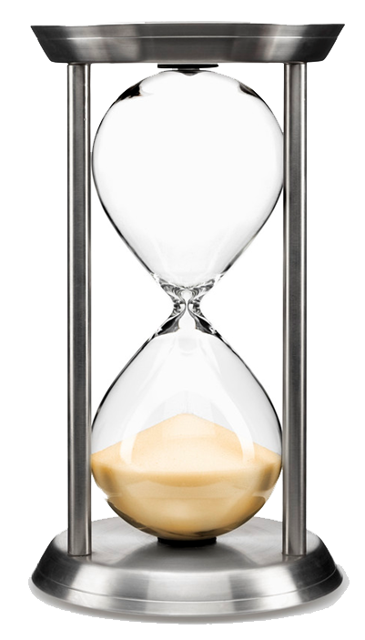 Download Free png Hourglass Transparent Background.