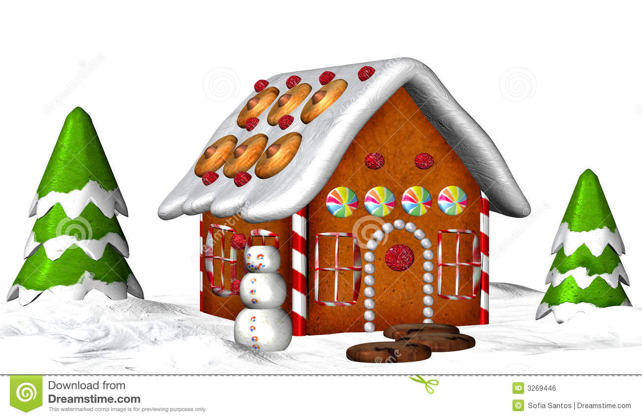 Similiar Making Gingerbread Houses Clip Art Keywords.
