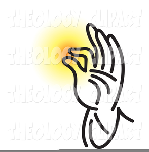 House Blessing Clipart.