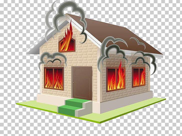 A Burning House PNG, Clipart, Burn, Burning, Cartoon, Catch.