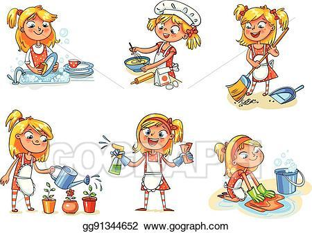 House Cleaning Clipart 3 Portal Amazing Primary 9.