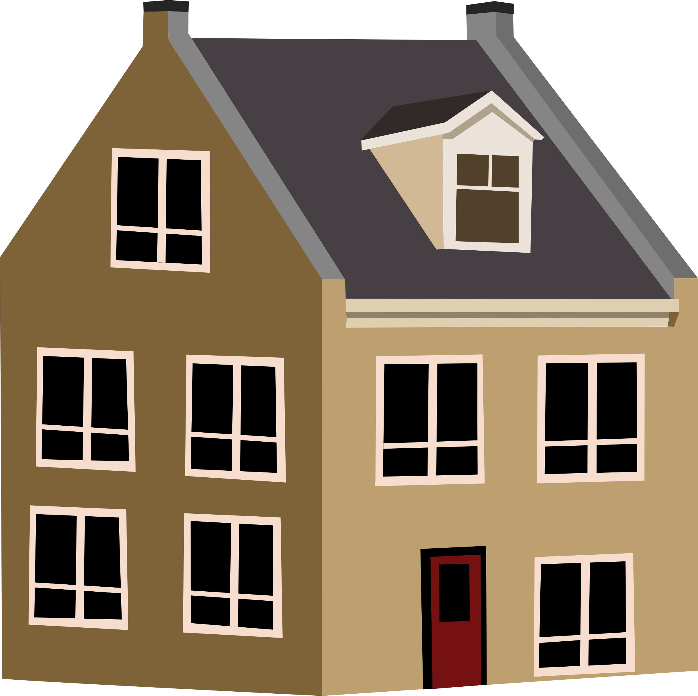 House Clipart (668) Free Clipart Images — Clipartwork.