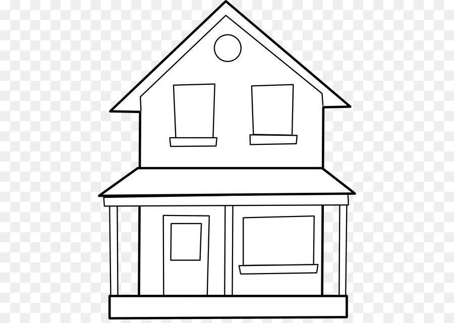 House Cartoon clipart.