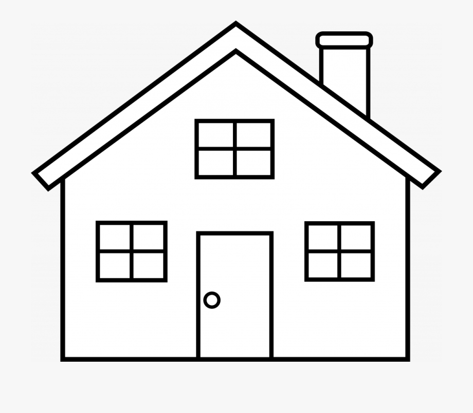House Clipart For Printable.