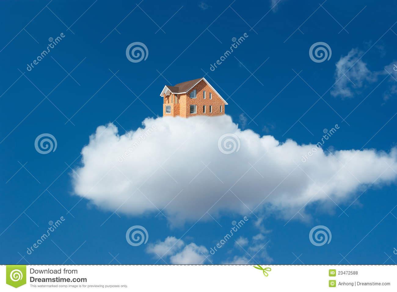 Dream Clouds Clipart.