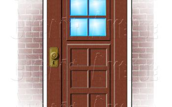 Front Door Clipart Clipart Kid In.