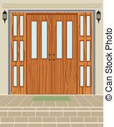 House door Illustrations and Stock Art. 90,884 House door.