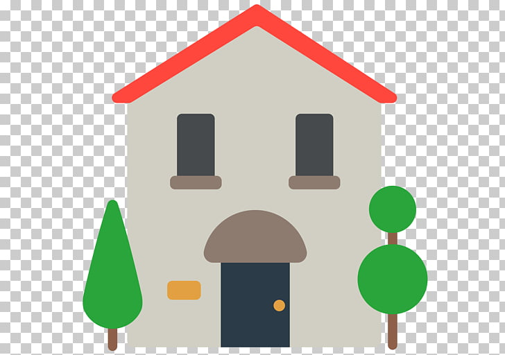 Emoji House Text messaging Sticker SMS, Emoji PNG clipart.