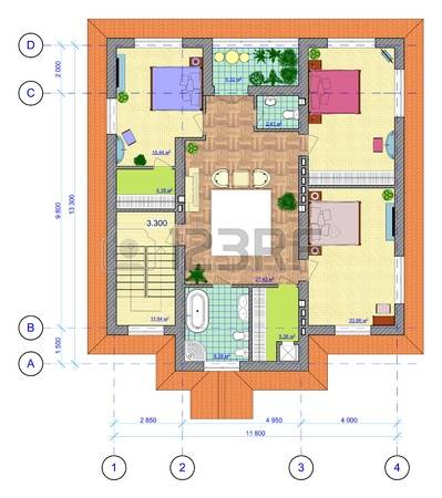 10,020 Floor Plan Stock Illustrations, Cliparts And Royalty Free.