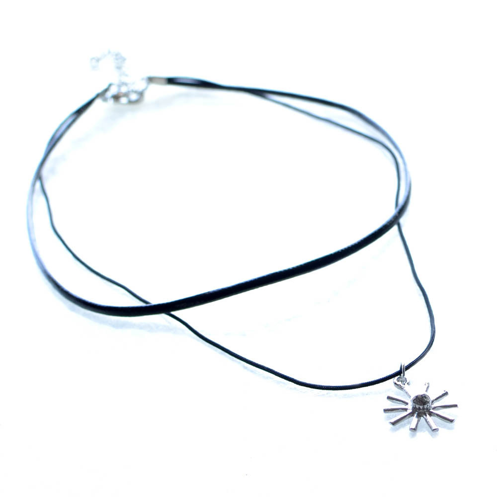 Aliexpress.com : Buy 1pc Korean Charm Multilayers Leather Necklace.